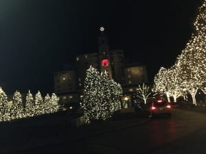 Broadmoor Lights