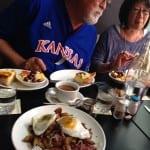 Breakfast in Lawrence