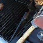 Rib-eye & Martini