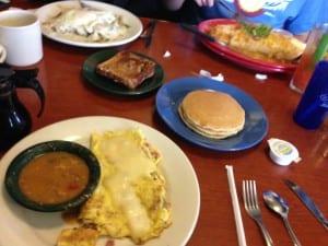 Breakfast at Sam's