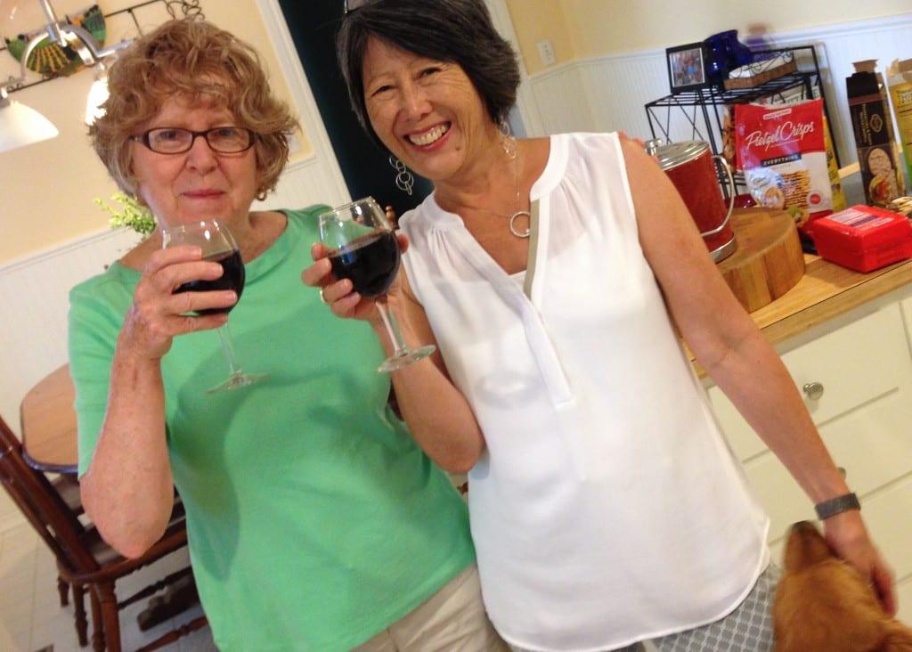 Mary Anne & Linda