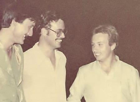 Chris, John, Mark